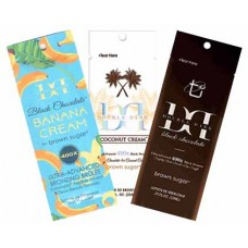 12 Tan Incorporated Double Dark Packets