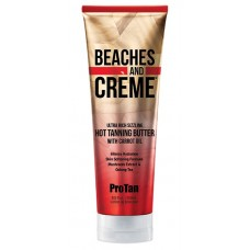 Beaches and Crème Sizzling Hot Tanning Butter 8.5 oz