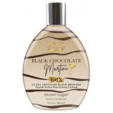 Double Dark Black Chocolate Martini Black Bronzer 13.5 oz
