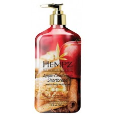 Hempz Apple Cinnamon & Shortbread Moisturizer 17 oz Limited Edition