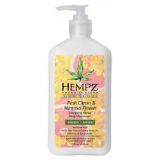 Hempz Pink Citron & Mimosa Flower Moisturizer 17 oz