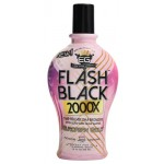 Flash Black 2000X DHA Bronzer 12 oz