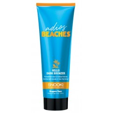 Snooki Adios Beaches Dark Bronzer 9 oz