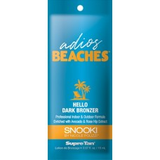 Snooki Adios Beaches Dark Bronzer Packet