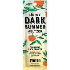 Wildly Dark Summer Seltzer Black Bronzer Packet