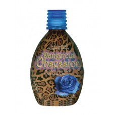Ultimate DANGEROUS OBSESSION Hot Tingle Bronzer Tanning Lotion 11 oz