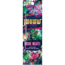 JWOWW Shore Nights Dark Bronzer Packet