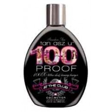 100 Proof 100 X Bronzer by Tan ASZ U 13.5 oz.