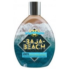 Tan Asz U BAJA BEACH Advanced 200X Bronzer 13.5 oz