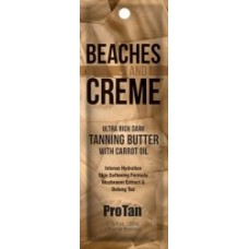 Beaches and Creme Ultra Dark Tanning Butter Packet