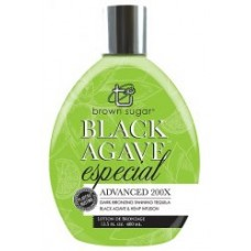 Black Agave Especial Tanning Lotion By Tan Inc. 13.5 oz.