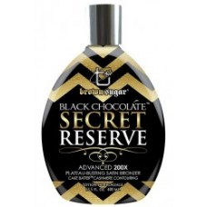 Tan Inc Black Chocolate Secret Reserve 200x Satin Bronzer 13.5 oz