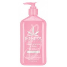 Hempz Beauty Sweet Jasmine and Rose Moisturizer 17 oz