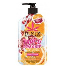 Hempz Tart and Creamy Body Moisturizer 17 oz