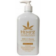 Hempz Milk and Honey Body Moisturizer 17 oz