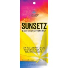Hempz Sunsetz Dark Intensifier Packet