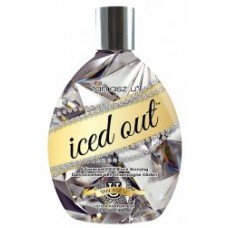 Tan ASZ U Iced Out 200X Black Bronzer Lotion 13.5 oz