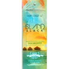 Island Black 200X Bronzer Packet