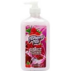 Fiesta Sun Raspberry Rush Moisturizer Lotion 16 oz
