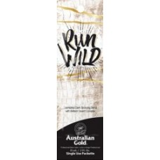 Australian Gold RUN WILD Dark Bronzing Blend Packet