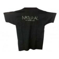 SB Natural Tingle Black Tee XL
