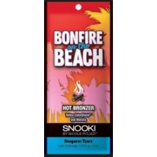 Snooki Bonfire On The Beach Hot Bronzer Packet