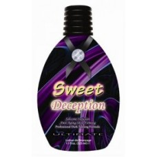Ultimate SWEET DECEPTION Silicone Infusion Dark Tanning Lotion 11 oz