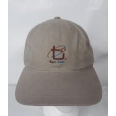 Tan Ink Hat