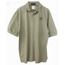 Tan Inc Polo Shirt LG