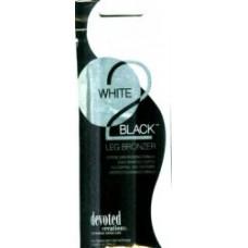 Devoted Creations White 2 Black Leg Bronzer Packet