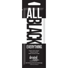 All Black Everything Black Bronzer Packet