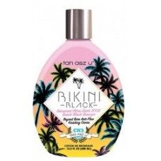 Tan ASZ U Bikini Black Ultra Dark 200X Beach Black Bronzer 13.5 oz
