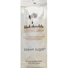Black Chocolate Coconut Cream Packet