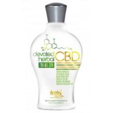 Devoted Herbal CBD Dark Tanning Lotion 12.25 oz