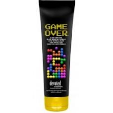 Game Over Ultra Dark Black Bronzer Tanning Lotion 8.5 oz