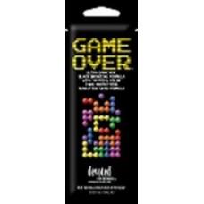GAME OVER ULTRA-DARK BLACK BRONZER PACKET