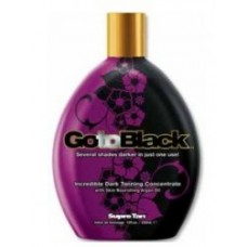 Go To Black Incredible Dark Tanning Concentrate 12 oz