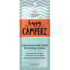 Hempz HAPPY CAMPERZ Dark Bronzing Lotion Packet