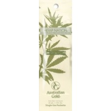 Hemp Nation Vanilla Pineapple Body Wash Packet