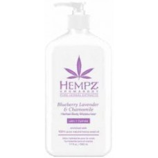 Hempz Blueberry Lavender and Chamomile Moisturizer 17 oz.