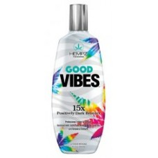Hempz Good Vibes 15X Dark Bronzer 8.5 oz