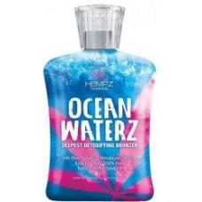 Hempz OCEAN WATERZ Deep Detoxifying Bronzer 13.5 oz