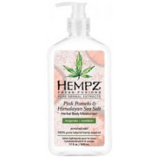 Hempz Pink Pomelo and Himalayan Sea Salt Moisturizer 17 oz