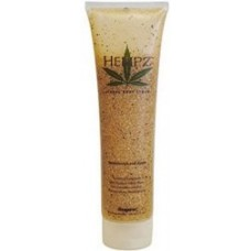 Hempz Sandalwood Apple Body Scrub 9 oz