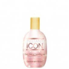 Designer Skin INSTANT ICON Dark Cream Face Bronzer  3.4 oz