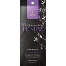 Naturally Hempz DHA Bronzer Packet