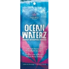 Hempz OCEAN WATERZ Deep Detoxifying Bronzer Packet