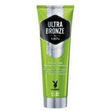 Playboy Ultra Bronze Tanning Lotion for Men 9 oz