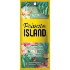 Hempz PRIVATE ISLAND Natural Bronzer Packet