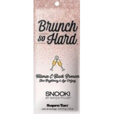Snooki BRUNCH SO HARD Black Bronzer Packet